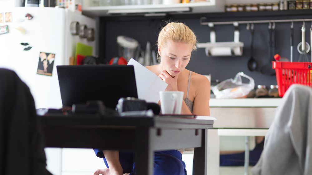 V Česku běžně pracují z domova jen čtyři lidé ze sta