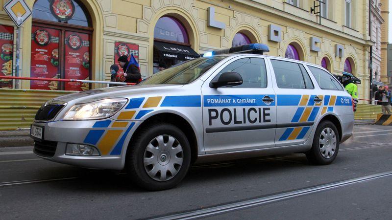 Policisté si v Brně přišli pro vyděrače z luhaňské brigády