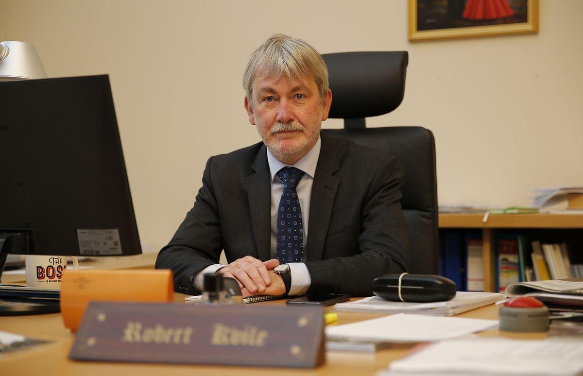 Robert Kvile velvyslanec Norského království v ČR.