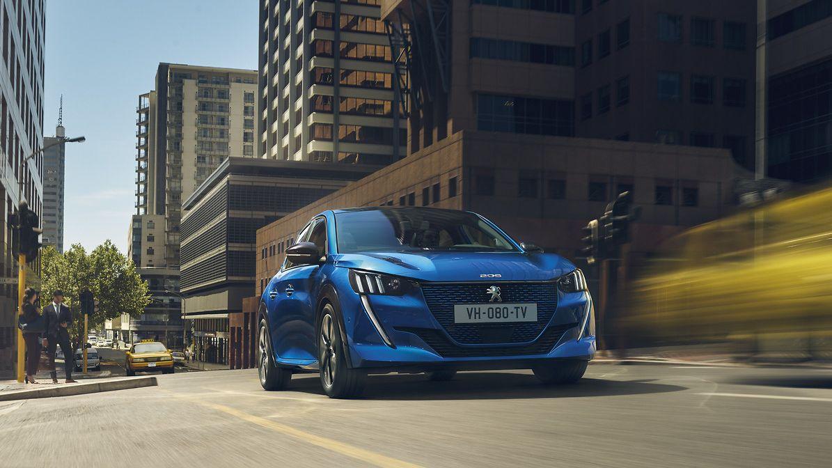 Elektrická verze Peugeotu 208 překvapuje, zabírá čtvrtinu objednávek