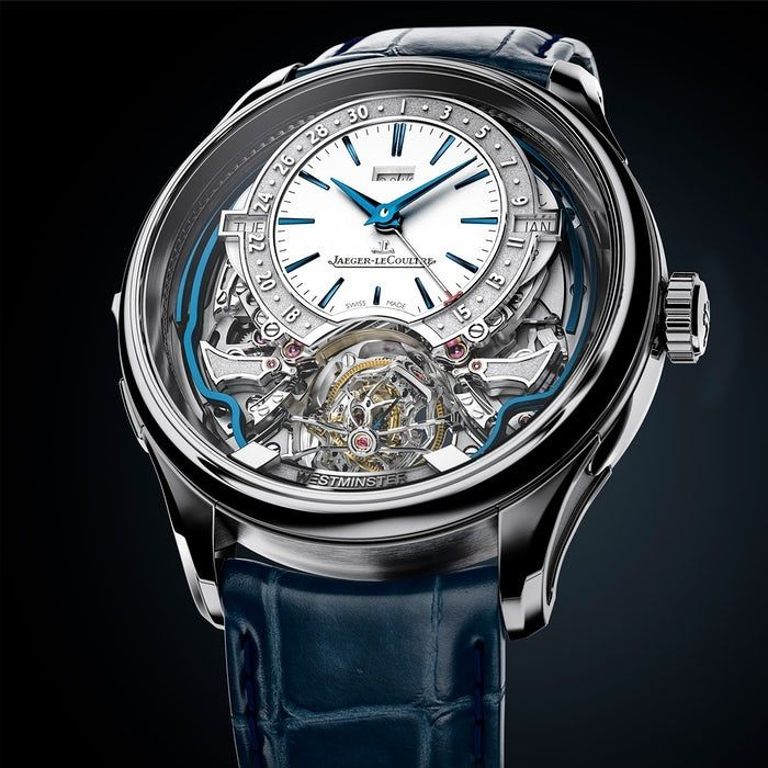Jaeger-LeCoultre Master Grande Tradition Gyrotourbillon Westminster Perpetuel