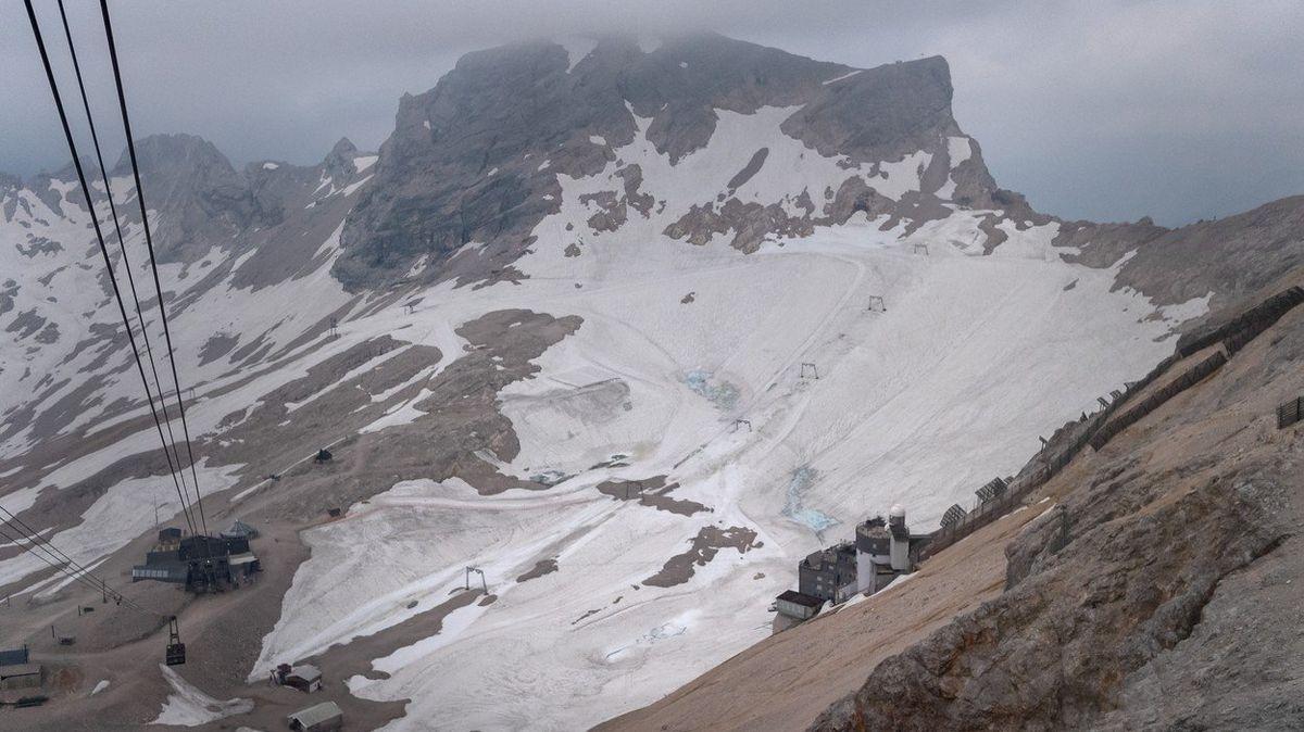 Do dvaceti let zmizí v části Alp ledovce, tvrdí glaciolog