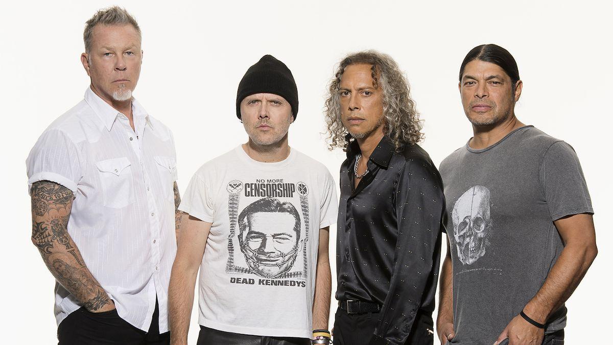 Metallica má namířeno do Prahy. Její hudba zachránila život a dělá radost