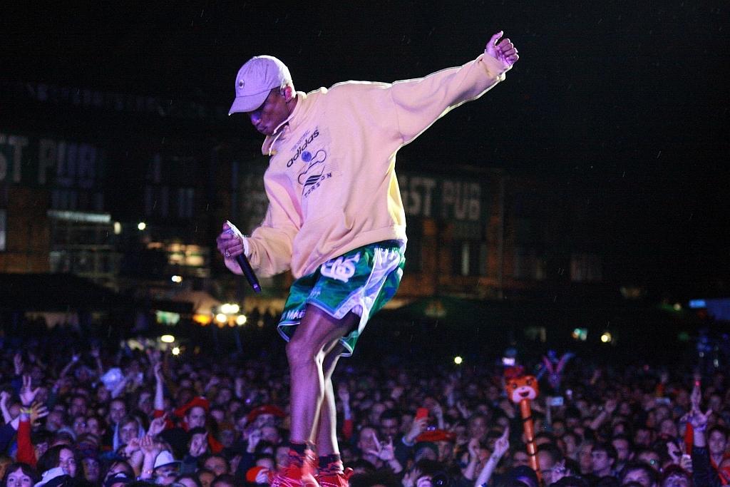 Světová hvězda hip hop sex videa