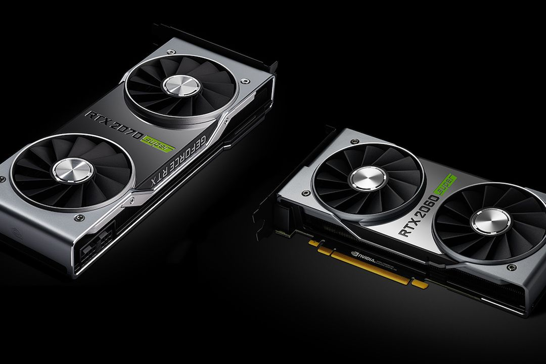 Nové grafiky GeForce RTX 2060 Super a GeForce RTX 2070 Super