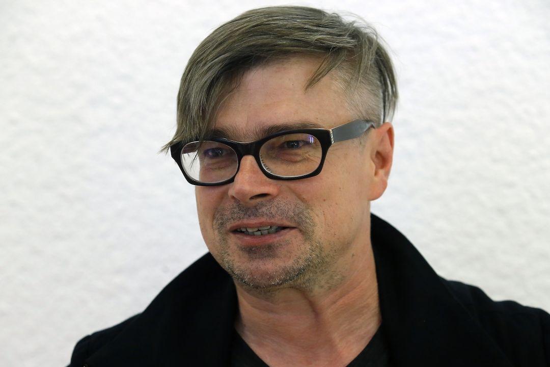 Jaroslav Rudiš je úspěšný jako spisovatel i filmový scenárista.