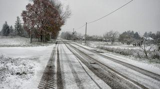 Bude chladno a sníh se objeví i v nižších polohách
