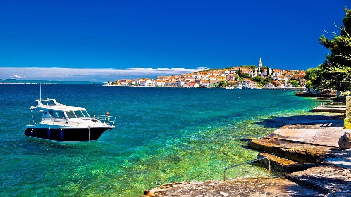 Co si můžete užít na ostrovech u Zadaru