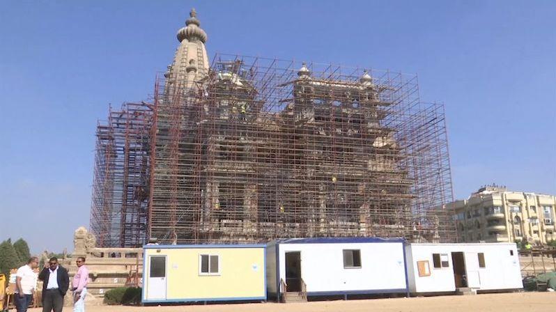 Malá Indie v Káhiře. Egypt rekonstruuje unikátní palác