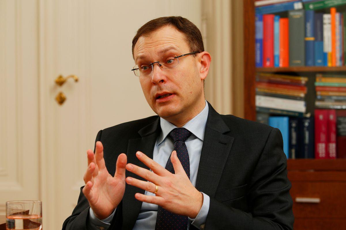 Odborník na ústavní právo Jan Kysela