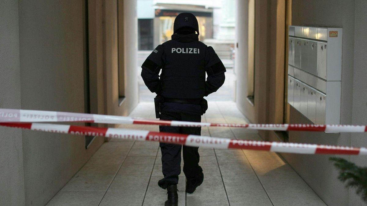Somálec ve Vídni ubodal dvě ženy