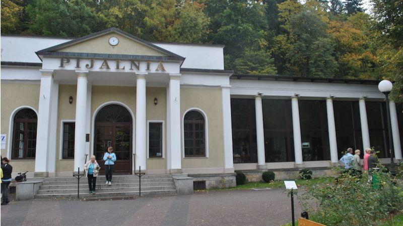 Polský lázeňský trojúhelník vKladském výběžku patří mezi nejstarší vEvropě