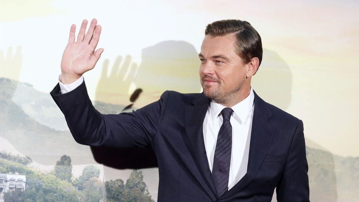Leonardo DiCaprio přislíbil 116 milionů na záchranu amazonského pralesa