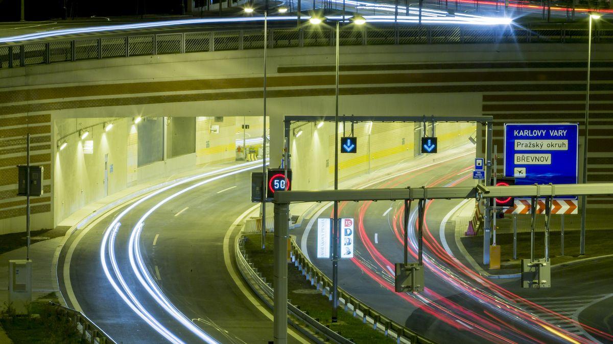 Největší části tunelu Blanka soud zrušil kolaudaci