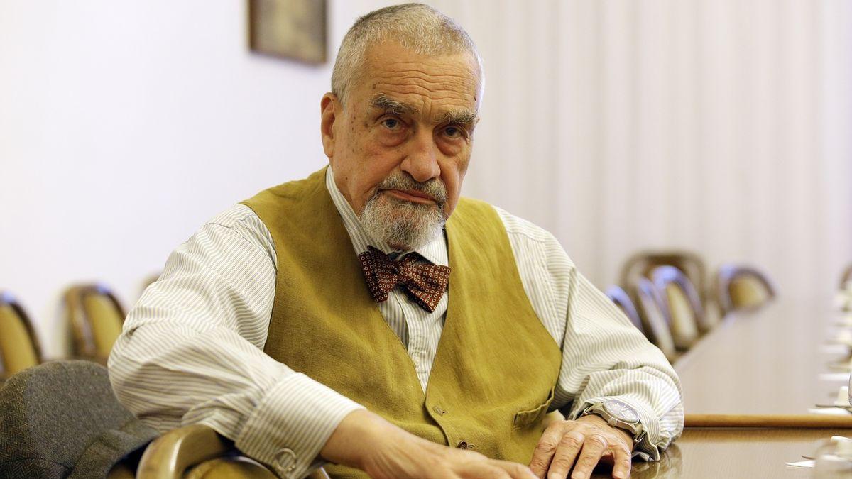 Schwarzenberg: Jako starej dědek mohu říkat pravdu i o Izraeli