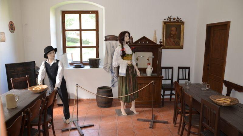Muzeum uprostřed šumavských lesů doplnilo arozšířilo své expozice