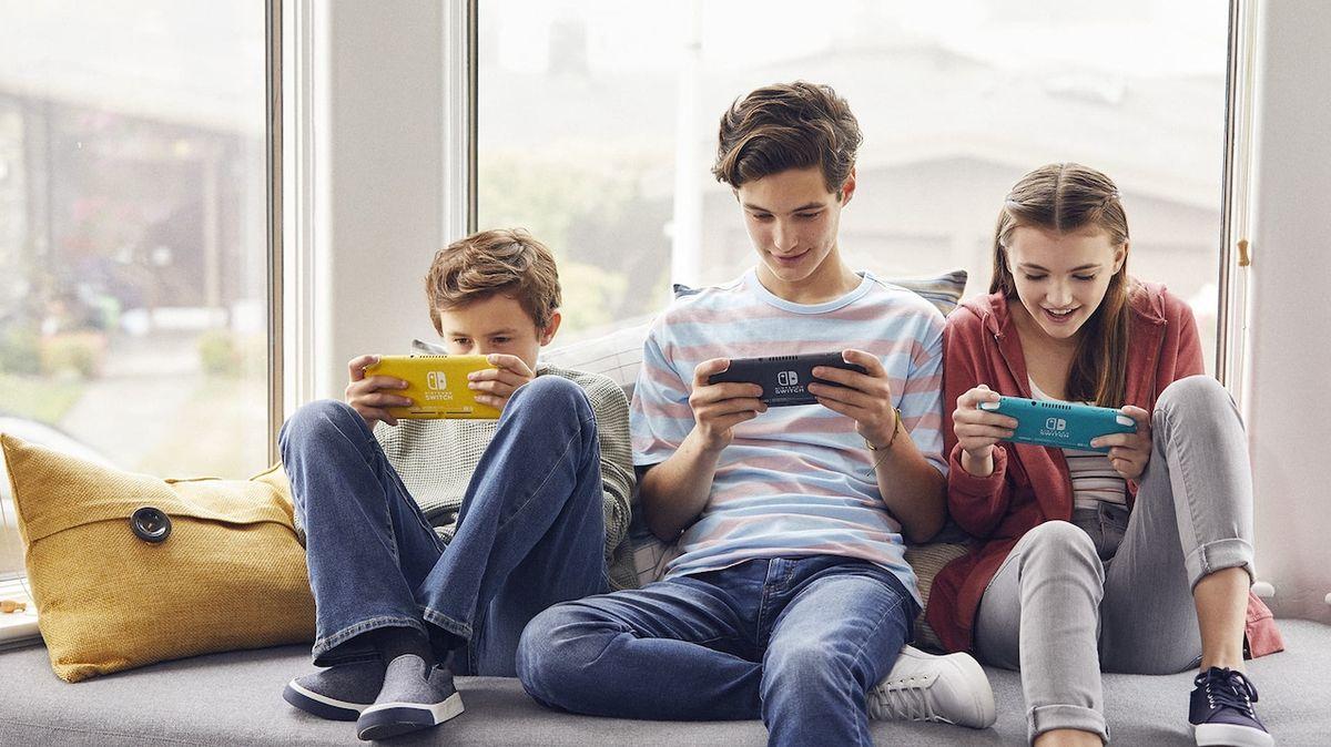 Videoherní trh v USA zažil v srpnu nový rekord, hlavně díky konzolím