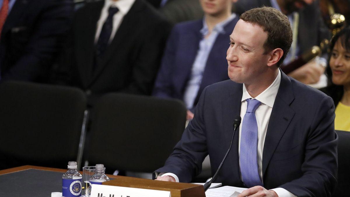 Můžou si psát, co chtějí. Facebook má miliony VIP uživatelů