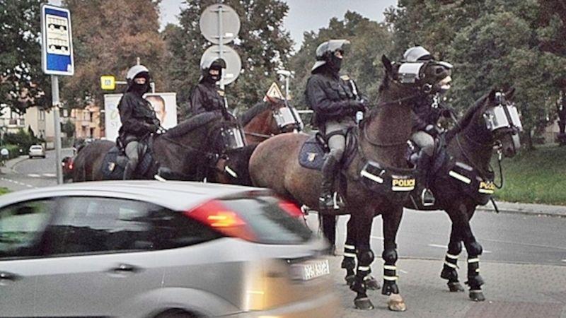 Pražská Sparta hraje ve Zlíně, město bude vneděli plné policistů