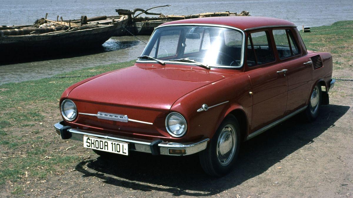 Škoda 100 slaví 50 let. Faceliftované embéčko bylo zastaralé už jako nové