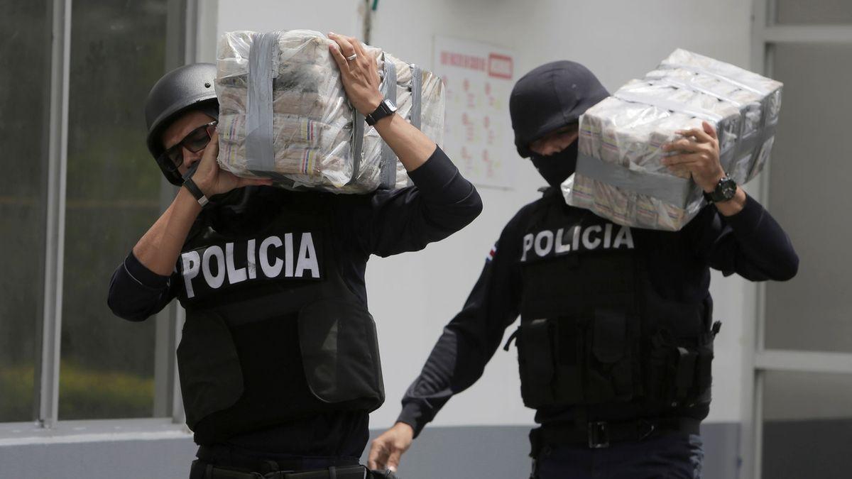 """Španělská policie zabavila tunu """"černého kokainu"""""""
