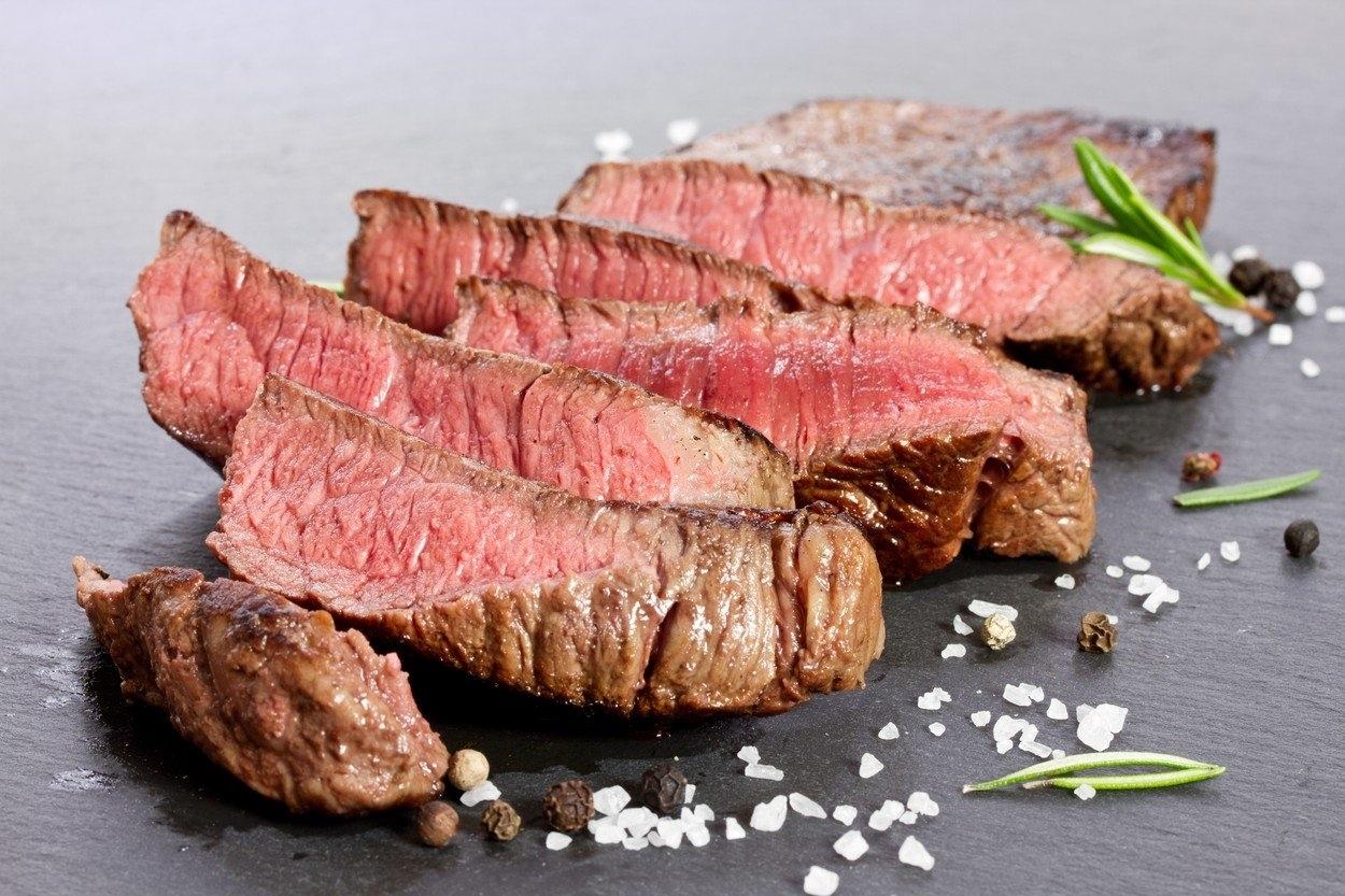 steak snd kouření den
