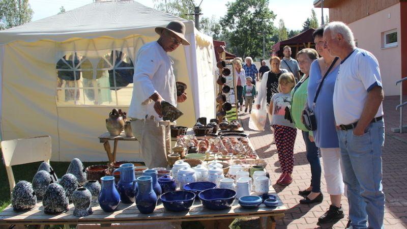 Pouťový festival vMukařově nabídne kulturu, regionální výrobky iklasickou pouť