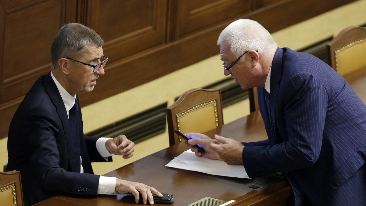 Faltýnek končí jako první místopředseda ANO, šéfem klubu zůstává