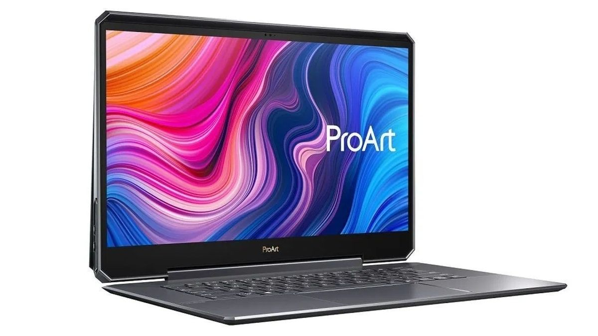 Notebook Asus ProArt StudioBook One