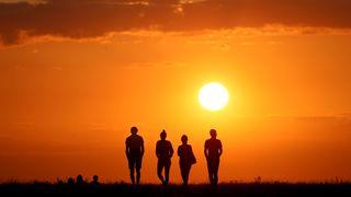 NASA: Rok 2020 byl nejteplejším v dějinách měření