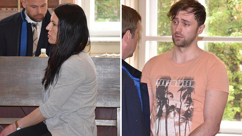 Soud zprostil ženu obžaloby v kauze pokusu vraždy v lomu Hády, milenci snížil trest