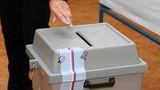 Na Pardubicku zaznamenali tři drobné incidenty při volbách