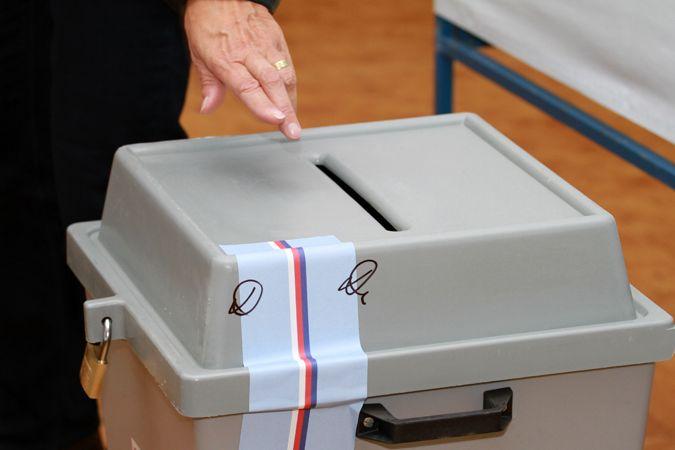 Volby v pražských Řepích
