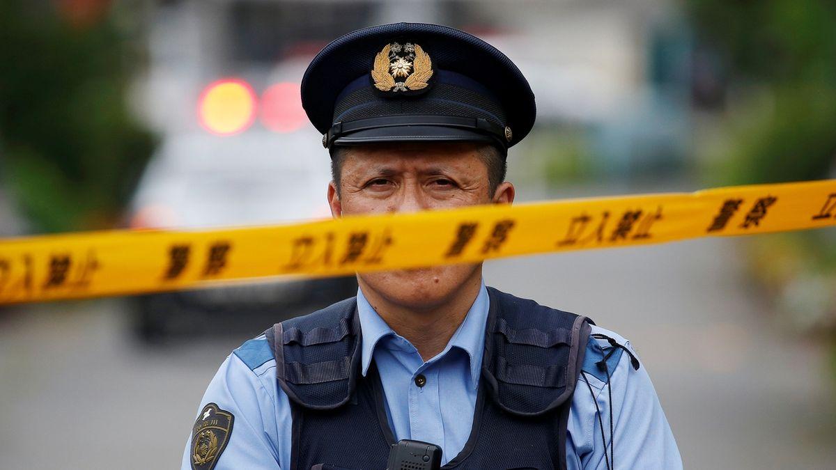 Japonský policista