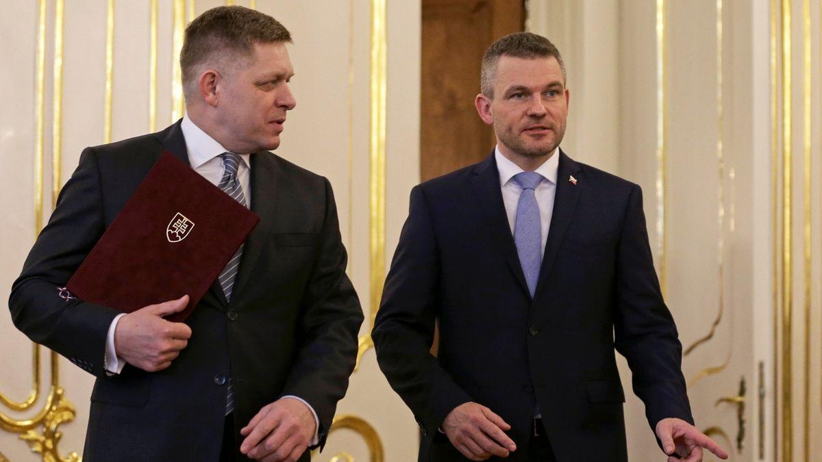 Hlas a Směr sahají na Slovensku po parlamentní většině