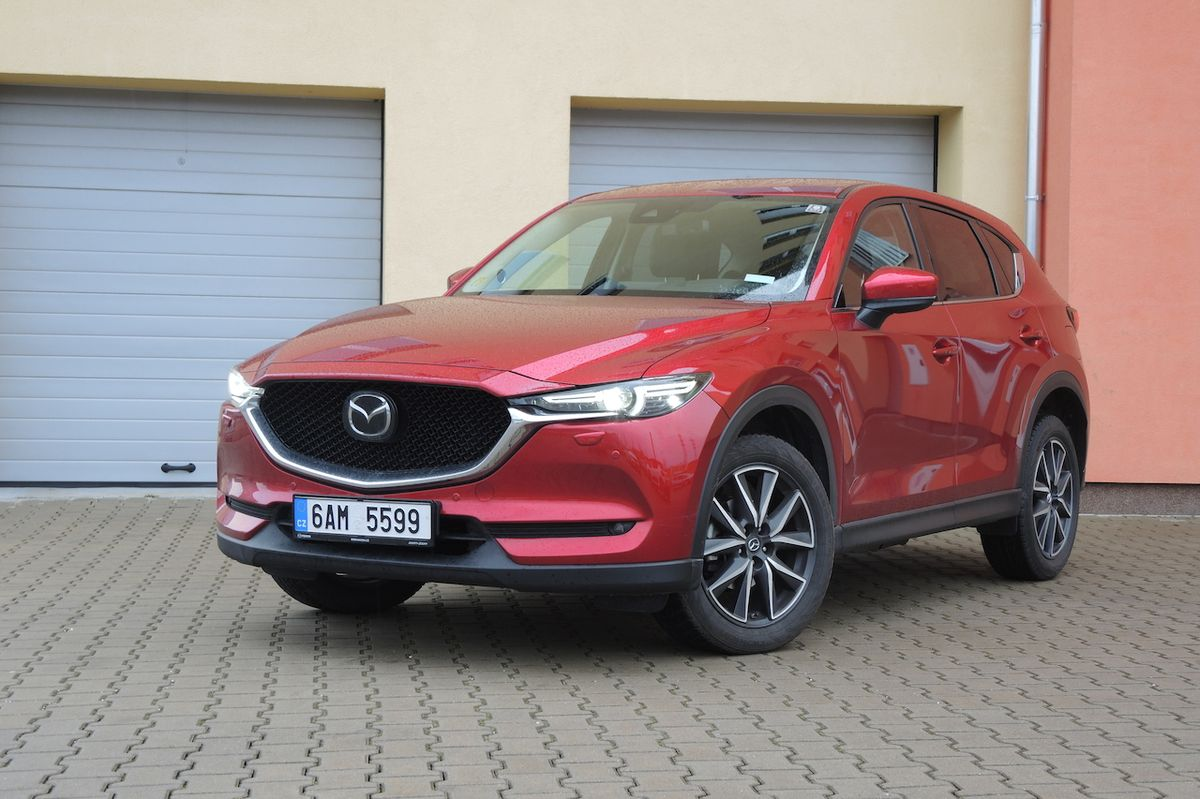 Mazda CX-5 2.5 Skyactiv-G 194 AWD AT