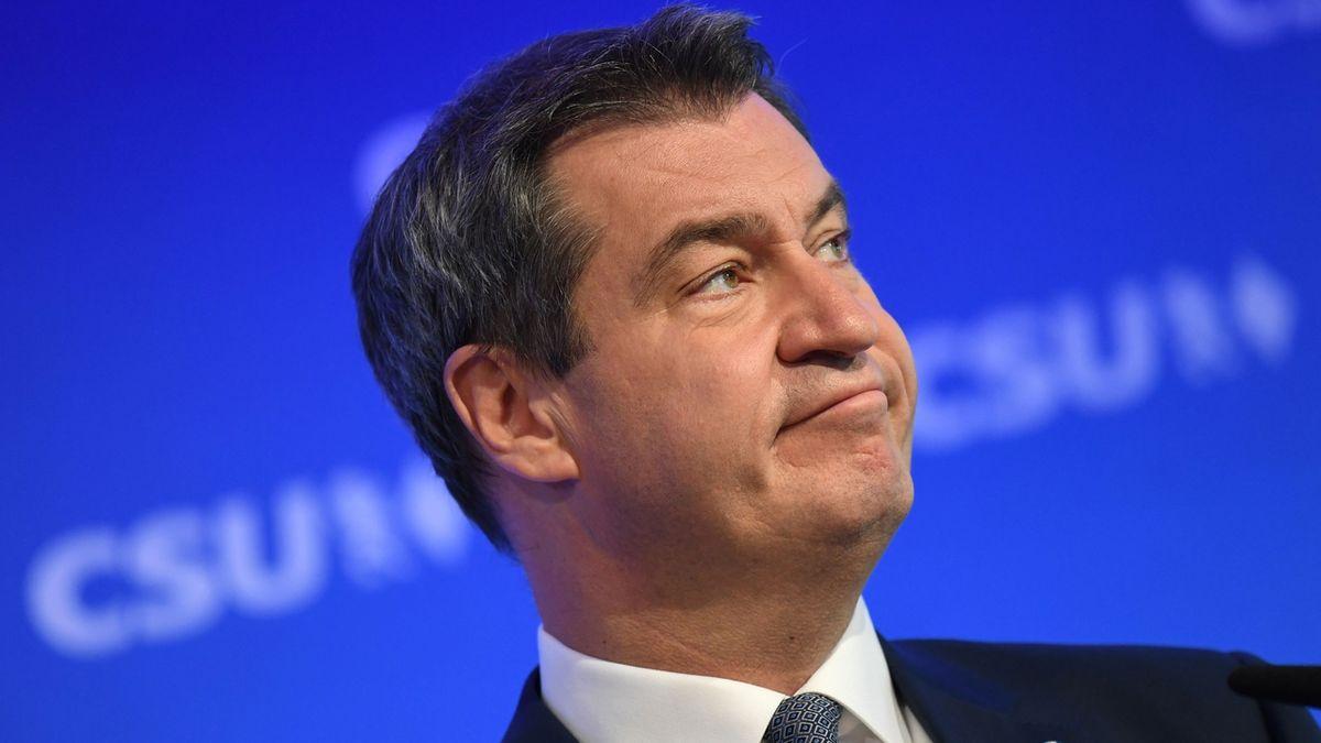 Trestat drobné střadatele negativním úročením vkladů? Bavorský premiér to chce zakázat