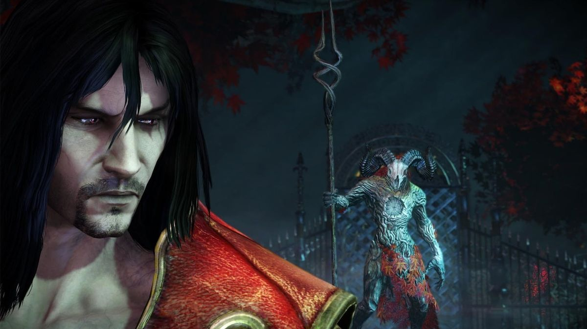 Ukázka ze hry Castlevania: Lords of the Shadow