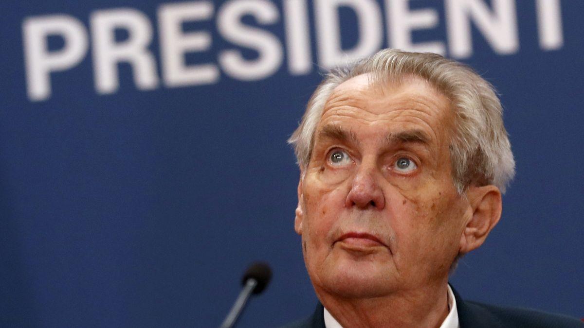 Kosovo po Zemanových slovech odvolalo účast vicepremiéra na pražském summitu