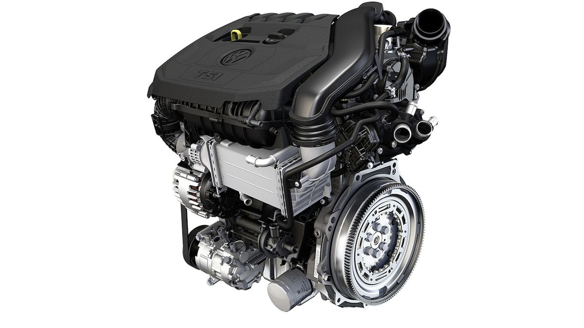 Motor 1.5 TSI ACT BlueMotion