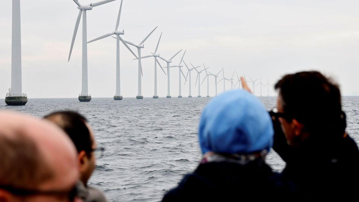 Vítr a slunce v EU poprvé porazily uhlí