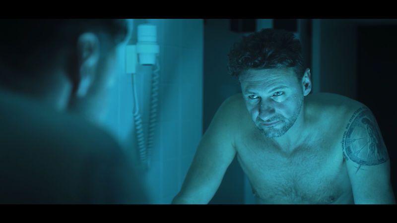 V hlavní roli v klipu kapely Polemic září herec Marko Igonda