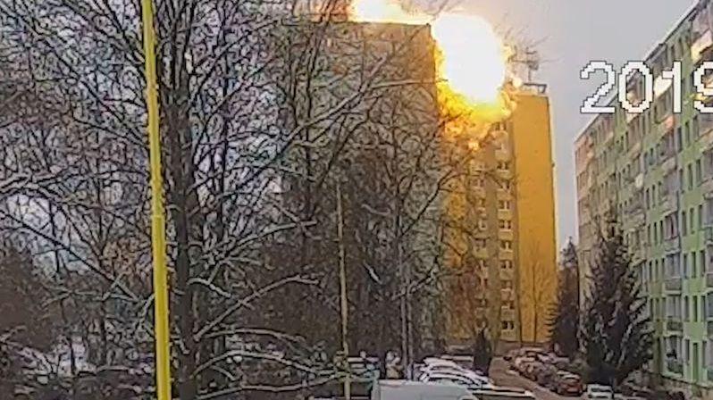 Plyn před explozí v prešovském paneláku unikal přes půl hodiny. Chybovali dělníci