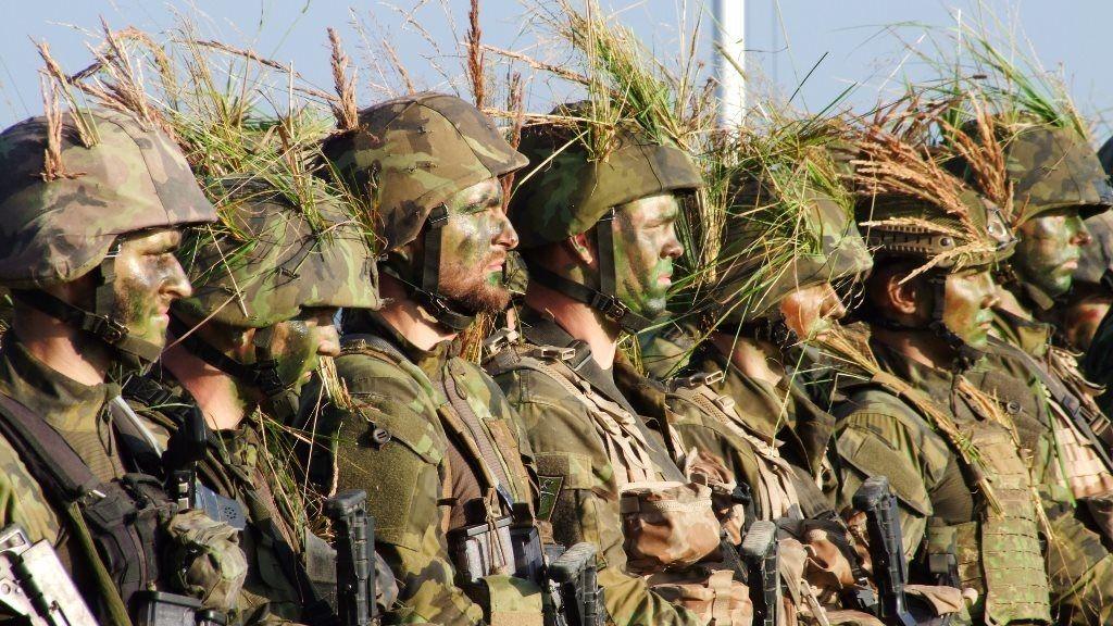 Tisícovka českých vojáků je od letoška součástí sil velmi rychlé reakce NATO