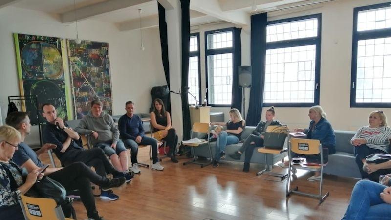 Odborný workshop oaspektech sociální práce ve Skotsku avČR zorganizovala yourchance o. p. s.