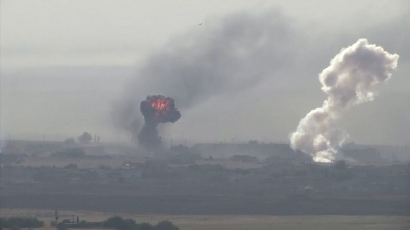Při ofenzivě proti Kurdům jsme obsadili klíčovou dálnici, hlásí Turecko