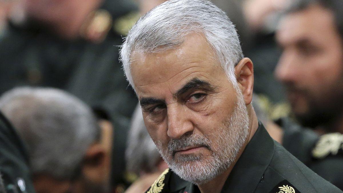 Expert: Američané Sulejmáního zabili, aby neztratili tvář