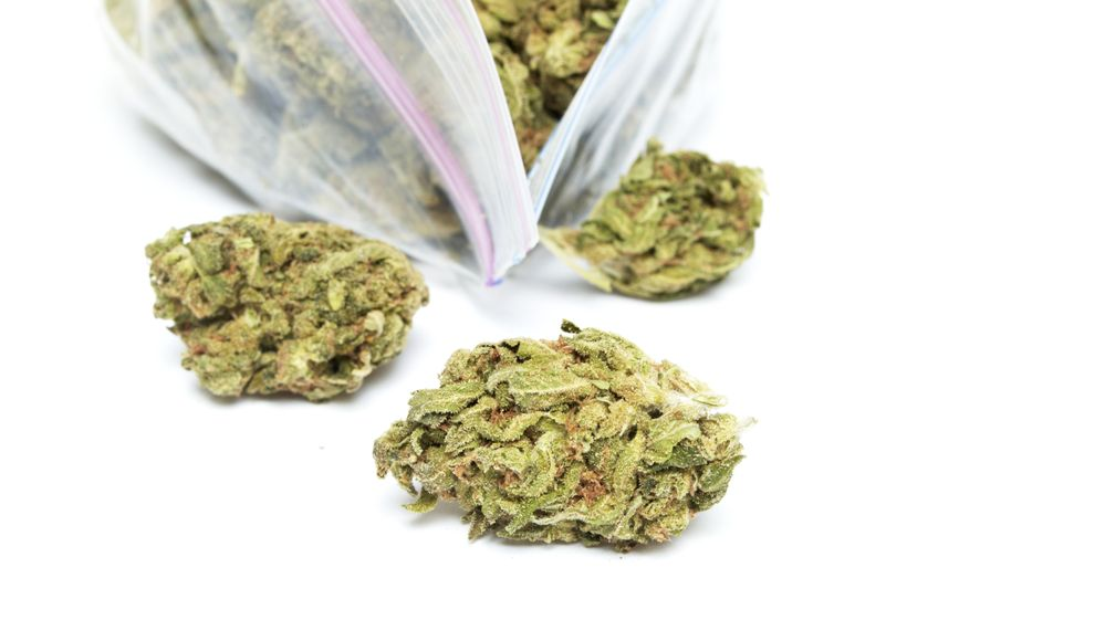 Bývalý vězeň nosil 18 let v nosní dírce pytlík s marihuanou