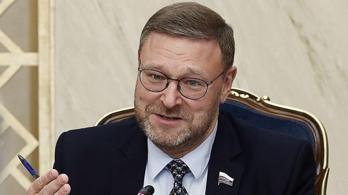 Člen ruského parlamentu: Čeští náckové se odhalují