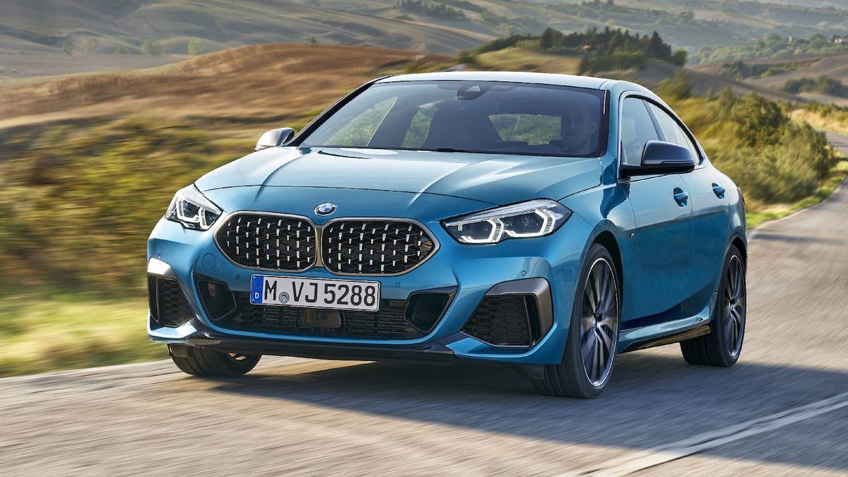 BMW představilo řadu 2 Gran Coupé, fanoušci se děsí